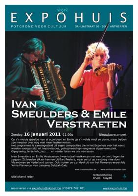 Ivan Smeulders & Emile Verstraeten