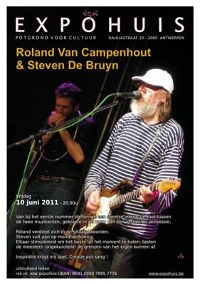 Roland van Campenhout & Steven De Bruyn