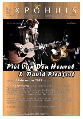 Piet Van Den Heuvel & David Piedfort