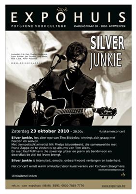 Silver Junkie 23/10/10