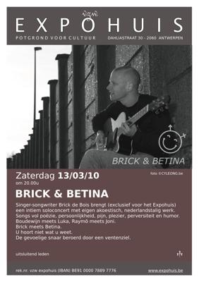 Brick & Betina